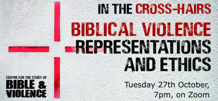 E-conference. Biblical Violence: Representations and Ethics